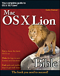 Bible #760: Mac OS X Lion Bible Cover