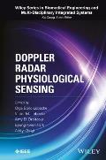 Wiley Series in Biomedical Engineering and Multi-Disciplinar #3: Doppler Radar Physiological Sensing