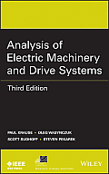 Analysis of Electric Machinery and Drive Systems (3RD 13 Edition)