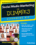 Social Media Marketing eLearning Kit for Dummies [With CDROM] (For Dummies)