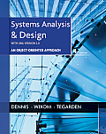 Systems Analysis and Design With Uml (4TH 12 Edition)