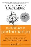 J-B Warren Bennis #170: The Three Laws of Performance: Rewriting the Future of Your Organization and Your Life Cover