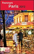 Frommer's Paris [With Map] (Frommer's Paris)