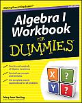 Algebra I Workbook for Dummies 2nd Edition