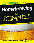 Homebrewing for Dummies Cover