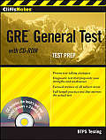 CliffsNotes GRE General Test with CD ROM