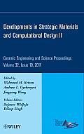 Developments in Strategic Materials and Computational Design II