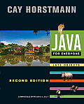 Java for Everyone (2ND 13 Edition)