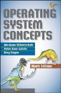 Operating System Concepts (9TH 13 Edition)