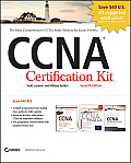 CCNA Cisco Certified Network Associate Certification Kit 7th Edition 640 802 Set Includes CDs