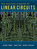 Analysis and Design of Linear Circuits (7TH 12 Edition) Cover