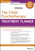 Child Psychotherapy Treatment Planner 5th Edition