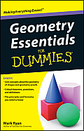 Geometry Essentials for Dummies (For Dummies)