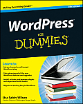Wordpress for Dummies (4TH 12 - Old Edition)