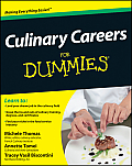 Culinary Careers for Dummies (For Dummies) Cover