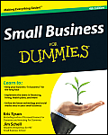 Small Business For Dummies 4th Edition