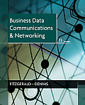 Business Data Communications and Networking (11TH 12 Edition)