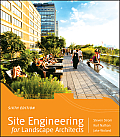 Site Engineering for Landscape Architects (6TH 13 Edition)