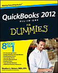 QuickBooks 2012 All-In-One for Dummies (For Dummies)