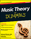 Music Theory for Dummies [With CD (Audio)] (For Dummies)