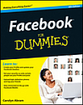Facebook For Dummies 4th Edition
