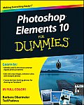 Photoshop Elements 10 for Dummies (For Dummies) Cover