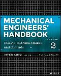 Mechanical Engineers' Handbook, Instrumentation, Systems, Controls, and Mems