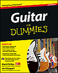 Guitar for Dummies, with DVD (For Dummies)