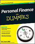 Personal Finance For Dummies 7th Edition