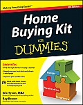 Home Buying Kit For Dummies 5th Edition