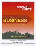 Contemporary Business (Custom) (14TH 11 Edition)