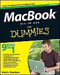 MacBook All in One For Dummies 2nd Edition