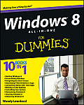 Windows 8 All in One For Dummies