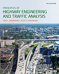 Principles of Highway Engineering & Traffic Analysis 5th Edition