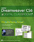 Adobe Dreamweaver CS6 Digital Classroom - With DVD (12 Edition)
