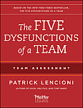 Five Dysfunctions Of A Team Team Assessment