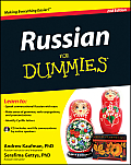 Russian for Dummies [With CD (Audio)] (For Dummies) Cover