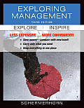 Exploring Management 3rd Edition Binder Ready Version