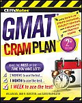 Cliffsnotes GMAT Cram Plan (Cliffsnotes Cram Plan)