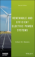 Renewable & Efficient Electric Power Systems