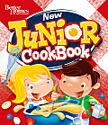 Better Homes & Gardens Cooking #66: Better Homes and Gardens New Junior Cookbook Cover