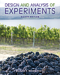 Design and Analysis of Experiments (8TH 13 Edition)