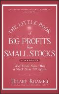 Little Books. Big Profits #36: The Little Book of Big Profits from Small Stocks + Website: Why You'll Never Buy a Stock Over $10 Again