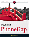 Beginning PhoneGap (Wrox Programmer to Programmer) Cover