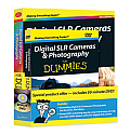 Digital Slr Cameras and Photography for Dummies, Book + DVD Bundle
