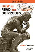 How To Read & Do Proofs An Introduction To Mathematical Thought Processes