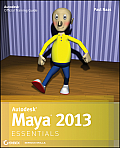 Autodesk Maya 2013 Essentials (12 Edition)