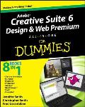 Adobe Creative Suite 6 Design and Web Premium All-In-One for Dummies Cover