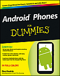 Android Phones for Dummies (For Dummies) Cover