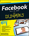 Facebook All in One For Dummies 1st Edition